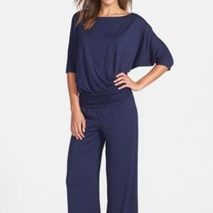 Tart Michelle blue jumpsuit small